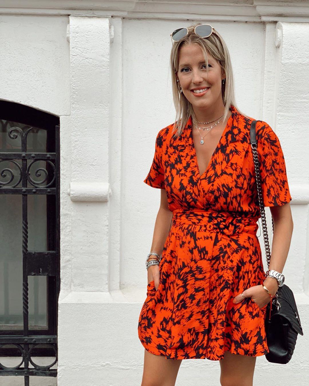combishort imprimé de Zara sur britishstylishblog