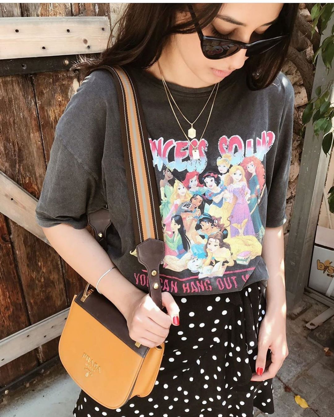 t-shirt princesses ©disney de Zara sur zara.outfits