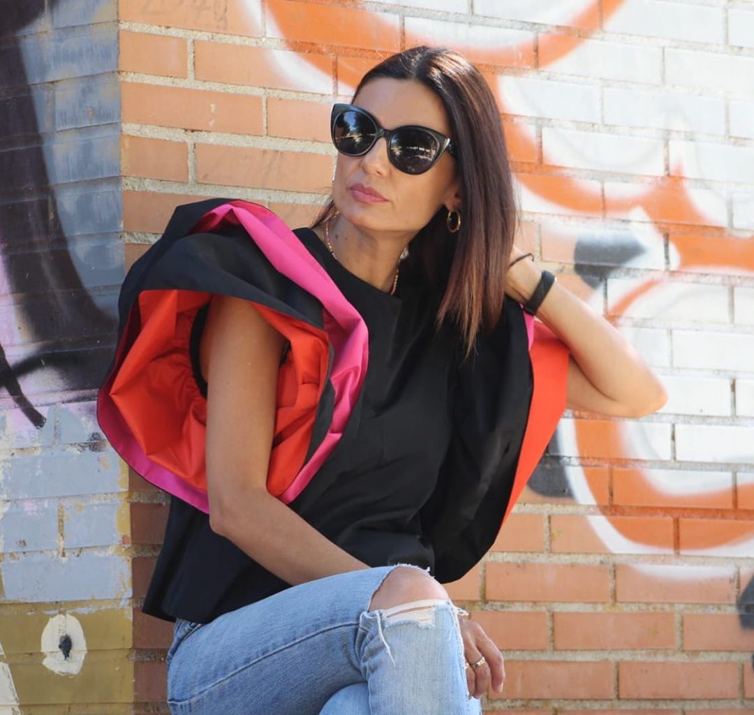 loose sleeve top de Zara sur estherbg1