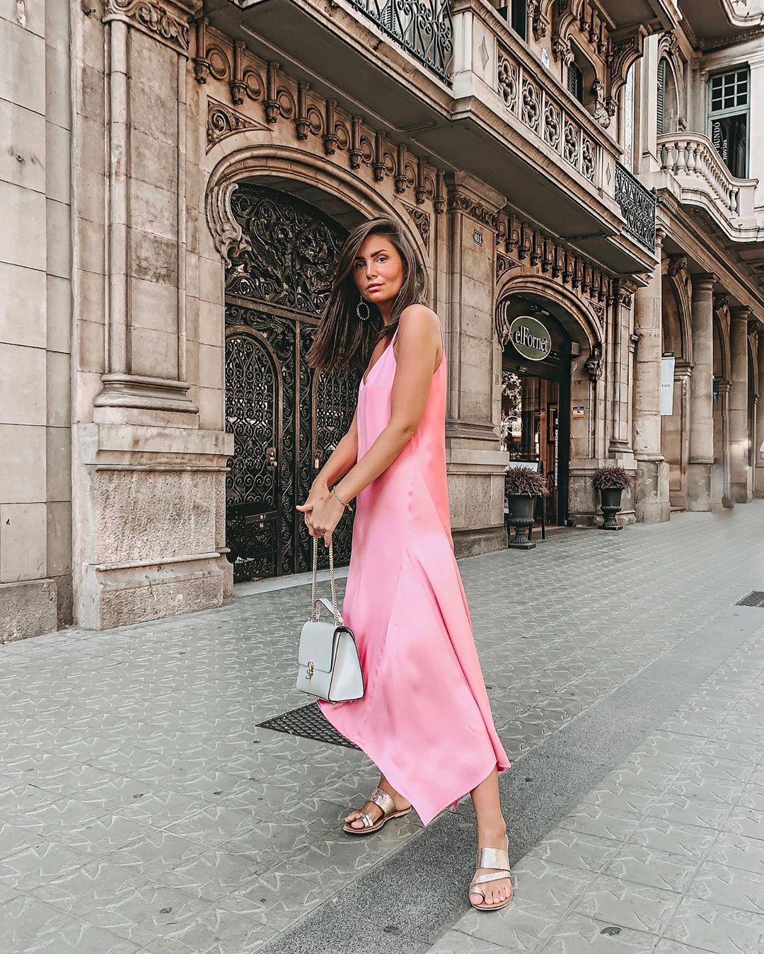 dress style lingerie asymmetric de Zara sur cha_loves sur SCANDALOOK