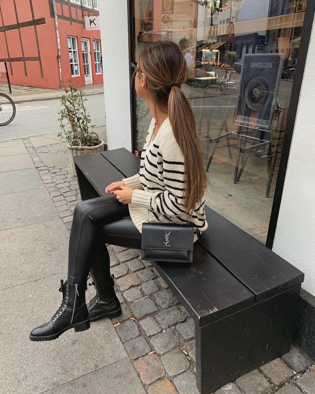 striped sweater de Zara sur mystylebook