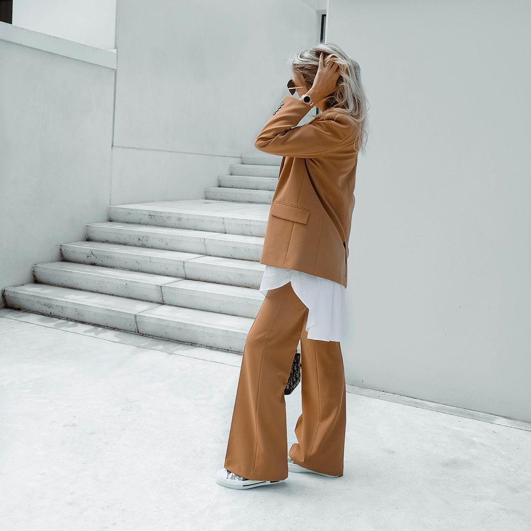 veste avec poches à rabat de Zara sur mandisfashionworld