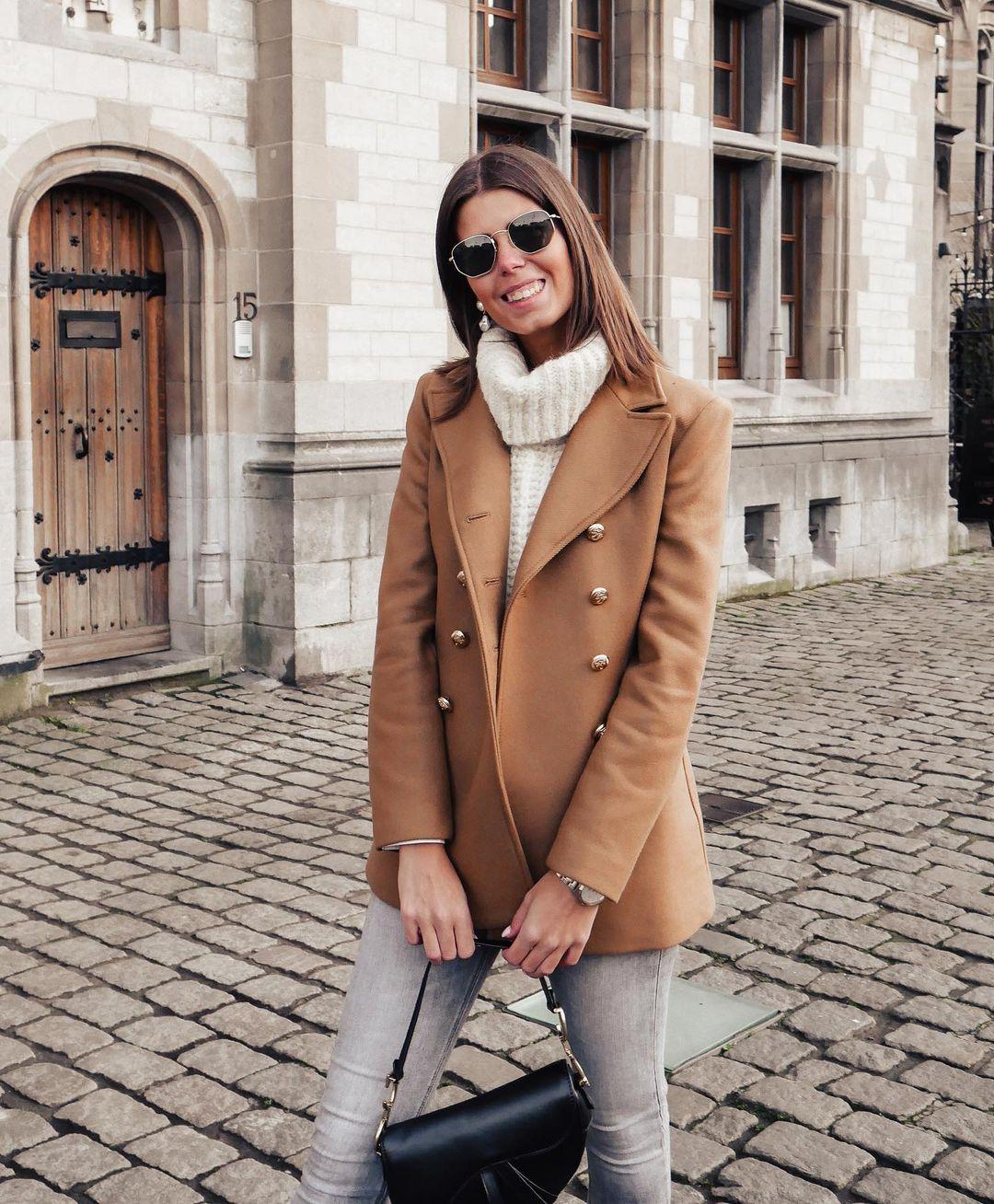 openings vest de Zara sur nooomsworld