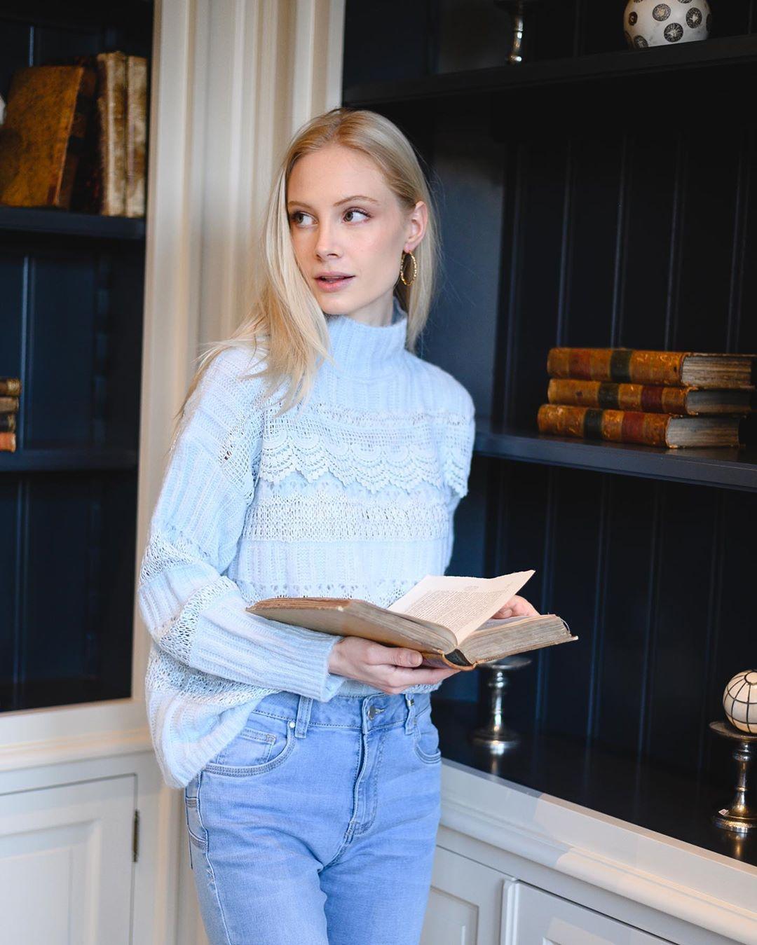 jeans momfit de Les Bourgeoises sur lesbourgeoisesofficiel