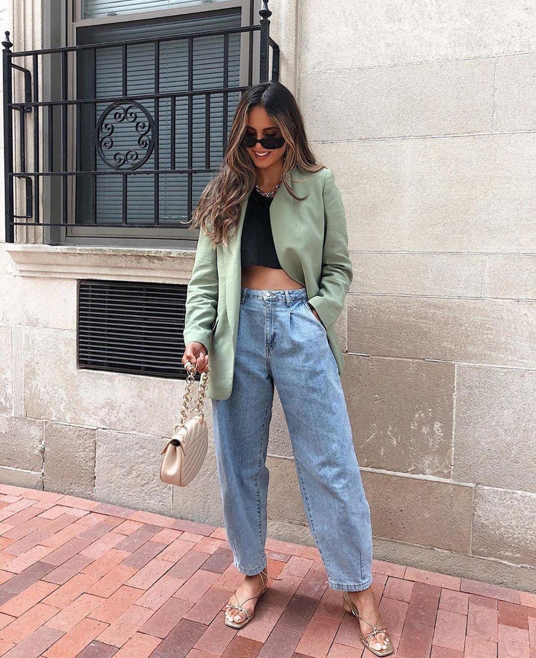 jean zw premium tapered caia dreamy blue de Zara sur zara.outfits