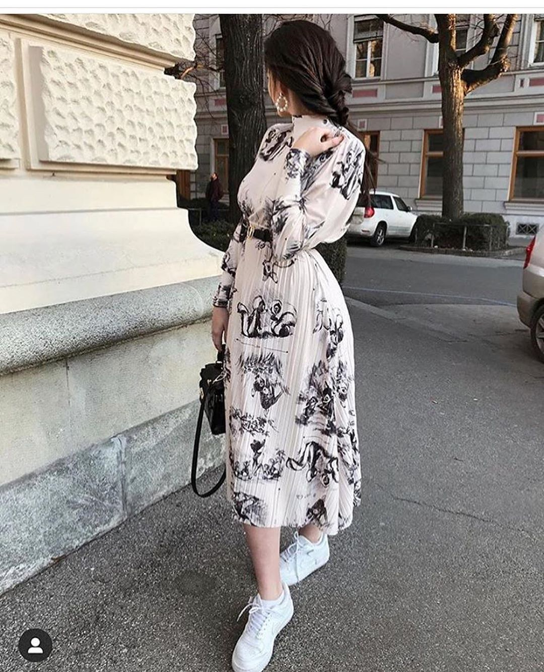 dress bambi disney stories collection de Zara sur look_by_zara_hm