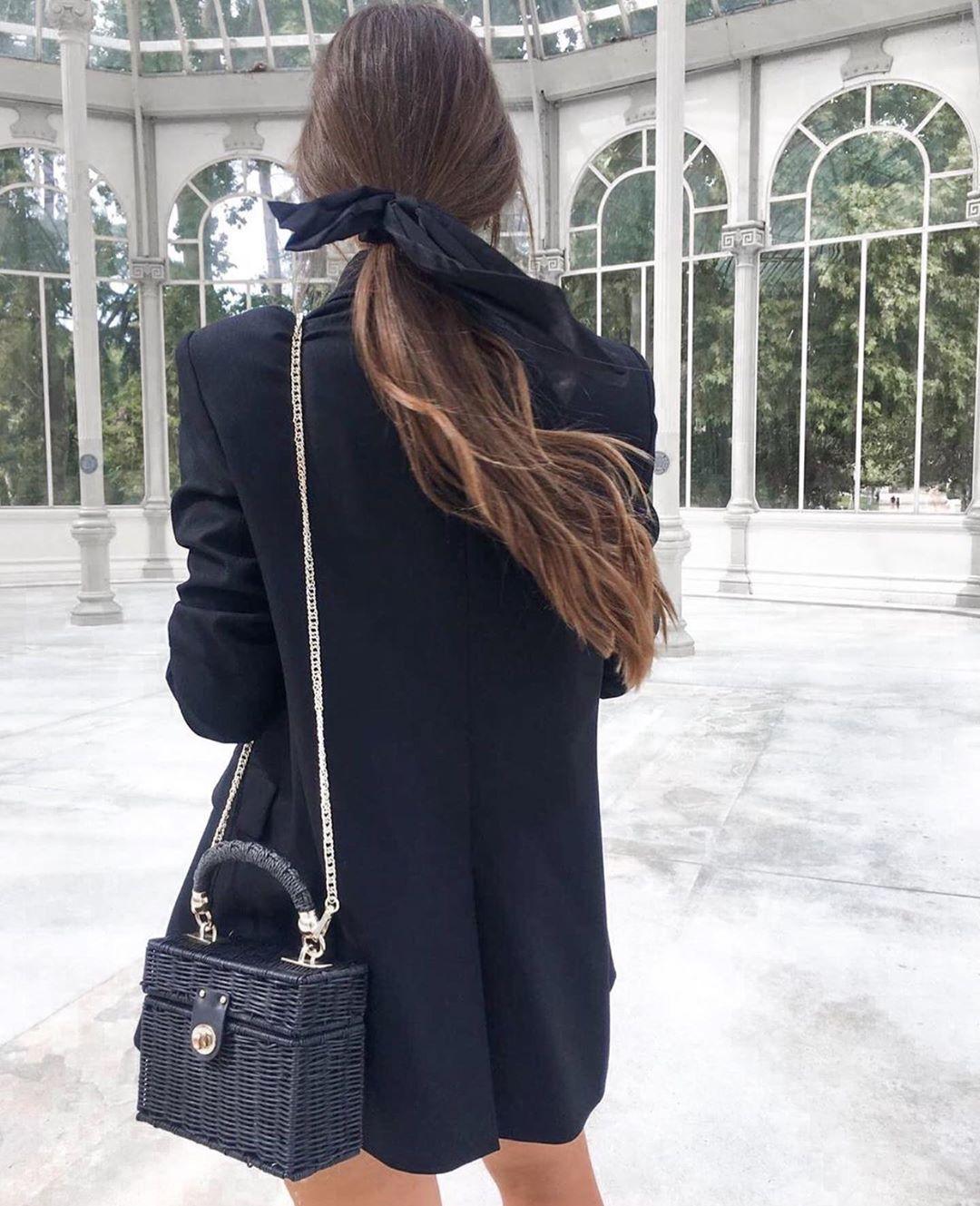 veste ajustée de Zara sur zara.outfits