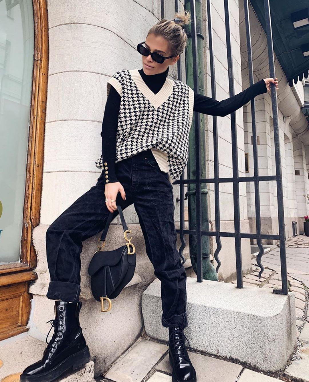 oversize mesh vest de Zara sur zarastreetstyle