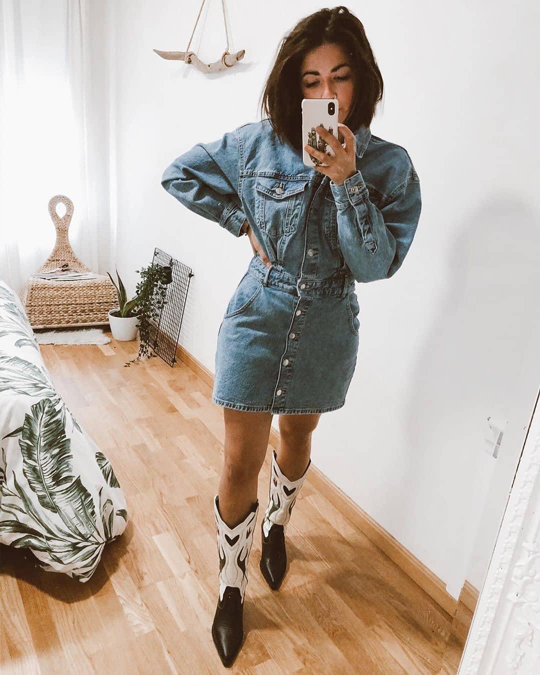 dress luna de Mango sur mango.outfits