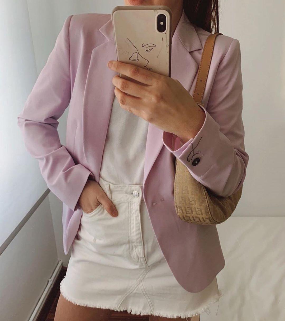 basic jacket de Zara sur zaraaddiction