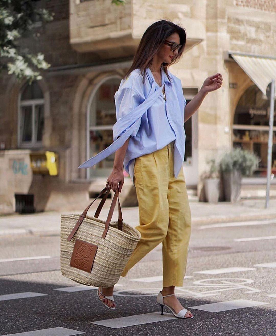 blouse à nœud de Zara sur zara.mania
