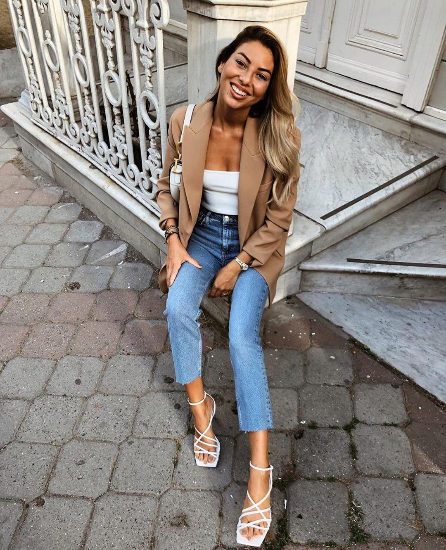 veste rustique de Zara sur zara.outfits
